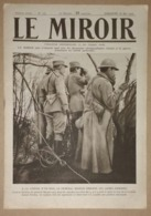Le Miroir Du 28/05/1916 Naufrage Du Zeppelin L-20 En Norvège - Bombardement De L'église De Poperinghe - Guynemer - Kranten