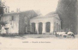 06 - CANNES - Chapelle De Saint Cassien - Cannes