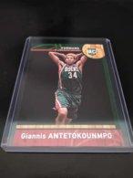 2013-14 PANINI NBA NOT HOOPS GIANNIS ANTETOKOUNMPO Bucks Rookie RC Basketball Trading Card - Singles