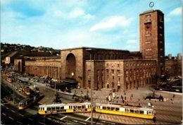 Germany Stuttgart Hauptbahnhof - Stuttgart