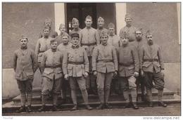B27- MONTPELLIER - Le 14 Août 1915 - Régiment Sur Col 82 + Tampon Préparation Militaires Société Lazare Carnot - 3 SCANS - Montpellier