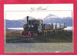 Modern Post Card Of NY.Alesund,Svalbard,Norway.,A25. - Norway