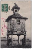H19- 82) LE VIEUX PIGEONNIER DE SAINTE CATHERINE , PRES CAYLUS (TARN ET GARONNE) - (ANIMEE) - Caylus