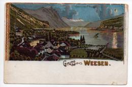 Weesen Litho  ----- 427 - SG St. Gallen