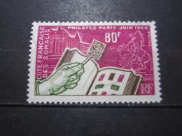 VEND BEAU TIMBRE DES SOMALIS N° 319 , XX !!! - Unused Stamps