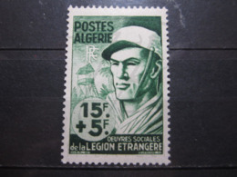 VEND BEAU TIMBRE D ' ALGERIE N° 310 , XX !!! - Unused Stamps