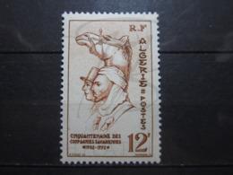 VEND BEAU TIMBRE D ' ALGERIE N° 302 , XX !!! - Unused Stamps