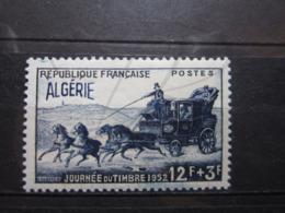 VEND BEAU TIMBRE D ' ALGERIE N° 294 , XX !!! - Unused Stamps