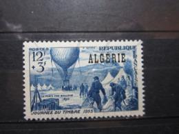 VEND BEAU TIMBRE D ' ALGERIE N° 325 , XX !!! (a) - Unused Stamps