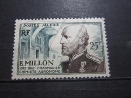 VEND BEAU TIMBRE D ' ALGERIE N° 304 , XX !!! - Unused Stamps