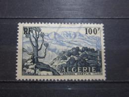 VEND BEAU TIMBRE D ' ALGERIE N° 331 , X !!! (b) - Unused Stamps