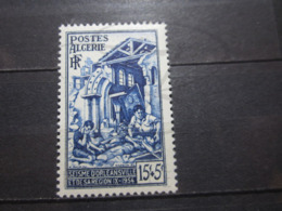 VEND BEAU TIMBRE D ' ALGERIE N° 320 , X !!! - Unused Stamps