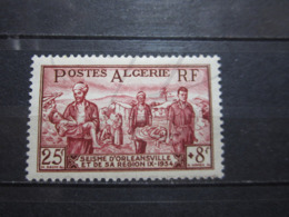VEND BEAU TIMBRE D ' ALGERIE N° 323 , X !!! - Ongebruikt