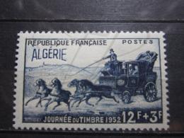 VEND BEAU TIMBRE D ' ALGERIE N° 294 , X !!! - Unused Stamps