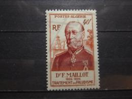 VEND BEAU TIMBRE D ' ALGERIE N° 305 , X !!! - Unused Stamps