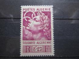VEND BEAU TIMBRE D ' ALGERIE N° 251 , XX !!! - Ongebruikt
