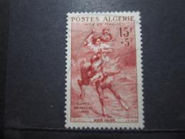VEND BEAU TIMBRE D ' ALGERIE N° 346 , XX !!! - Unused Stamps