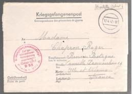 24861 - Commando SUSBAK ROSEMBERG - Marcophilie (Lettres)