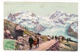 SUISSE - Panorama Du Gornergrat - Animée - 1909  (E161) - VS Valais