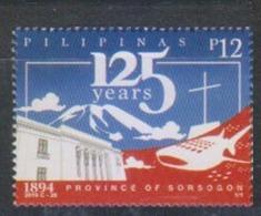 Filippine Philippines Philippinen Pilipinas 2019 Province Of Sorsogon, 125th Anniversary - MNH* - Filippine