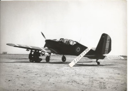 PHOTO AVION SIPA S11  N°12  CHARGEMENT MISSILE 12X18CM - 1946-....: Era Moderna