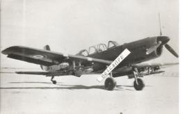 PHOTO AVION SIPA S11 AVEC SES MISSILE    12X18CM - 1946-....: Era Moderna