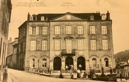 GRUSS AUSS GORZE-HOTEL DE VILLE- - Andere Gemeenten