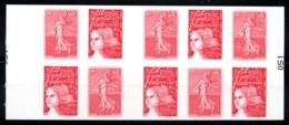 Carnet YT N° C 1511 - Neuf ** - Cote: 28,00 € - Faciale 8,30 € - Booklets