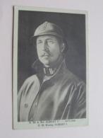 S.M. Le Roi ALBERT 1er Z.M. Koning ( 1875-1934 ) Voir / See Photo ! - Case Reali