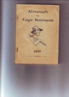 COUTANCES Editions Notre-dame  Almanach Du Foyer Normand 1959 - Livres, BD, Revues