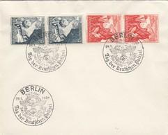 Blanko Sonderstempelbeleg 1939: Berlin: Tag Der Deutschen Polizei 29.1.1939 - Alemania