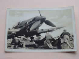 BOMBEN Für NEUEN EINSATZ ( Kriegsberichter Wimmers ) Zie / Voir / See Photo ( Deutschland ) ! - Matériel