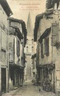 Environs De Castres ROQUECOURBE  La Rue De L'Arbre Espic Labouche RV - France