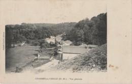 Y7- 52) CHARMES EN L'ANGLE (HAUTE MARNE) VUE GENERALE - (2 SCANS) - Autres Communes