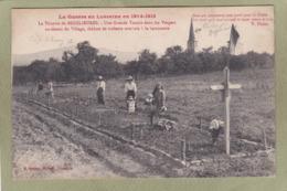 LORRAINE 1914  ROZELIEURES  GRANDE TOMBE DANS LES VERGERS ........ - Otros Municipios
