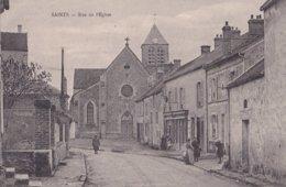 Saints Rue De L'église - France