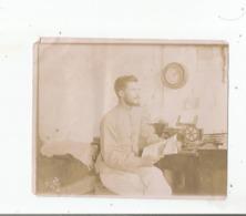 BOU DENIB (MAROC) PHOTO AVE MILITAIRE FRANCAIS 28 11 1911 - Guerra, Militares