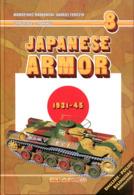 Japanese Armor 1931-45 - Bücher