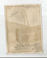 BOU DENIB (MAROC) PHOTO AVEC MILITAIRES FRANCAIS 9 JUIN 1911 - Guerra, Militares