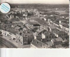 40 - Très Belle Carte Postale Semi Moderne Dentelée De  SAINT VINCENT DE TYROSSE   Vue Aérienne - Saint Vincent De Tyrosse