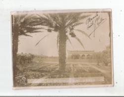 BOU DENIB (MAROC) PHOTO DU CERCLE DES OFFICIERS (MILITAIRES FRANCAIS) AOUT 1911 - Guerra, Militares