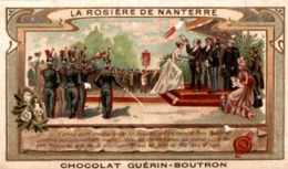 CHOCOLAT  GUERIN - BOUTRON   LA ROSIERE DE NANTERRE - Guerin Boutron