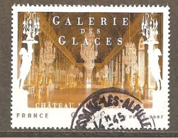 FRANCE 2007 GALERIE DES GLACES YT 4119 OBLITERE - France