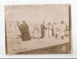 BOU DENIB (MAROC) PHOTO APPROVISIONNEMENT DES MAGHZEN 11 SEPTEMBRE 1911 - Places