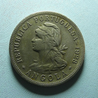 Portuguese Angola 50 Centavos 1928 - Portugal