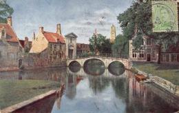 Bruges Brugge Minnewater    Barry 1300 - Brugge