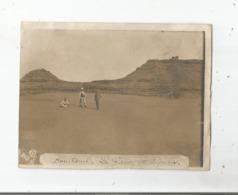 BOU DENIB ET LA GARA (MAROC) PHOTO AVEC MILITAIRES FRANCAIS 31 JUILLET 1911 - Guerra, Militares
