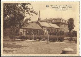 Borgloon Sint-Jozefpensionaat - Pensionnat St. Joseph Looz - Aanzicht Van Uit Den Tuin - Borgloon