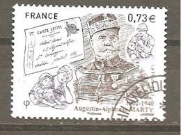 FRANCE 2017 Y T N ° 5190 Oblitéré CACHET ROND - France