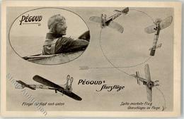 52277140 - Pégoud, Adolphe - Flieger Mit Kopf Nach Untern - Salto-mortale-Flug - Aviazione